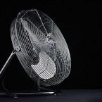 chrome fan